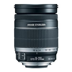 Photo of Canon EF-S 18-200MM F/3.5-5.6 IS Lens