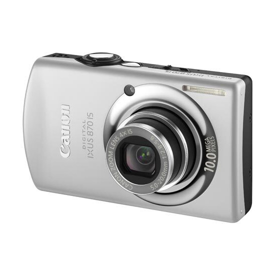 Canon Digital IXUS 870 IS