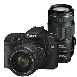 Canon EOS 50D with 17-85mm and 70-300mm IS lenses Reviews