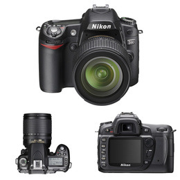 Nikon D80 with 18-55mm VR Lens kit Reviews