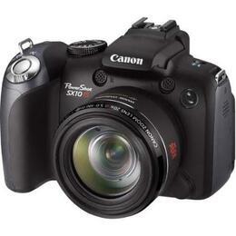 Canon PowerShot SX10 IS Reviews