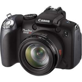 Canon PowerShot SX10 IS Reviews