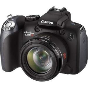 Photo of Canon PowerShot SX10 IS Digital Camera