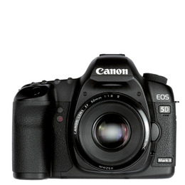 Canon EOS 5D Mark II (Body Only) Reviews