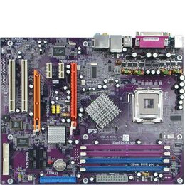 ECS 7050M-M MATX Motherboard - With AMD Athlon x2 4600 Processor Reviews