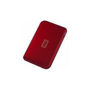 Photo of WD PASSPORT 250 RED Hard Drive