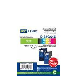 PC Line Dell M4640 & M4646 Dell Compatible Multipack Ink Cartridge Reviews