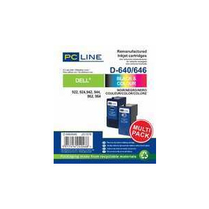 Photo of PC Line Dell M4640 & M4646 Dell Compatible Multipack Ink Cartridge Ink Cartridge