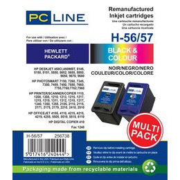 PC LINE HP H56/57 MULTI Reviews