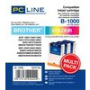 Photo of PC Line Brother LC1000 INKJET Cartridges Ink Cartridge