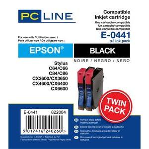 Photo of PC Line Epson T0441 INKJET Cartridges Ink Cartridge