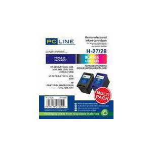 Photo of PC Line HP No. 27 & 28 Ink Cartridge