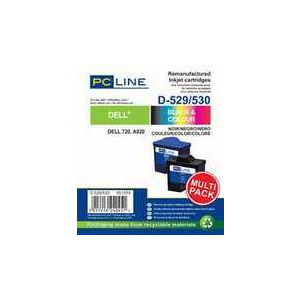 Photo of PC Line Dell T0529 & T0530 Ink Cartridge