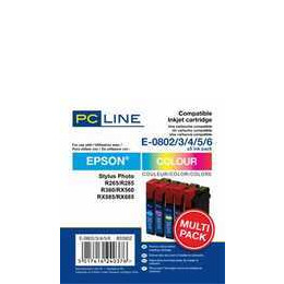 PC LINE E082-6 CLRX5PK Reviews