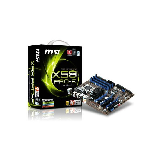 MSI ATX Intel 1200BDL motherboard