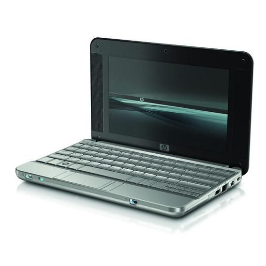 HP Mini Note 2133 KX872AA