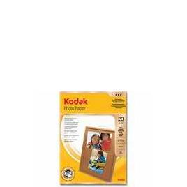 Kodak 4x6 Gloss Photo Paper (20 sheets) Reviews