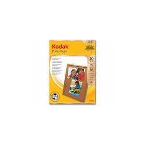 Photo of Kodak 4X6 Gloss Photo Paper (20 Sheets) Photo Paper