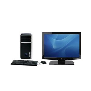 Photo of PACKARD BL X2424 19VISEO Desktop Computer