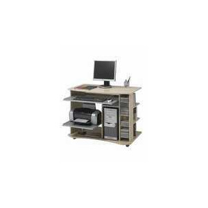 Photo of TVILUM MAPLE/ALU PCDESK Computer Desk