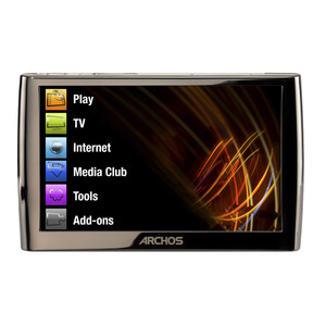 Photo of Archos 5 120GB Internet Media Tablet MP3 Player