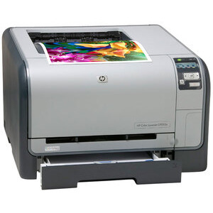 Photo of HP Color Laserjet CP1515N Printer