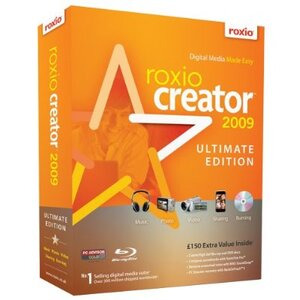 Photo of Roxio Creator 2009  Software