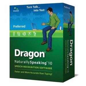 Photo of Dragon NaturallySpeaking 10  Software