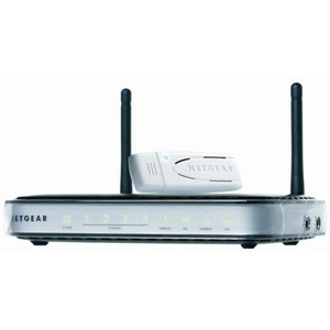 Photo of NETGEAR N ROUTER BUNDLE Wireless Card