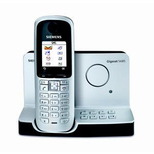 Photo of Siemens S685 + TAM Landline Phone
