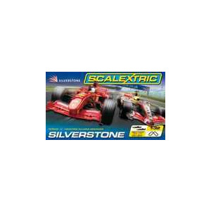 Photo of SCALEXTRIC C1217 SILVERS Toy