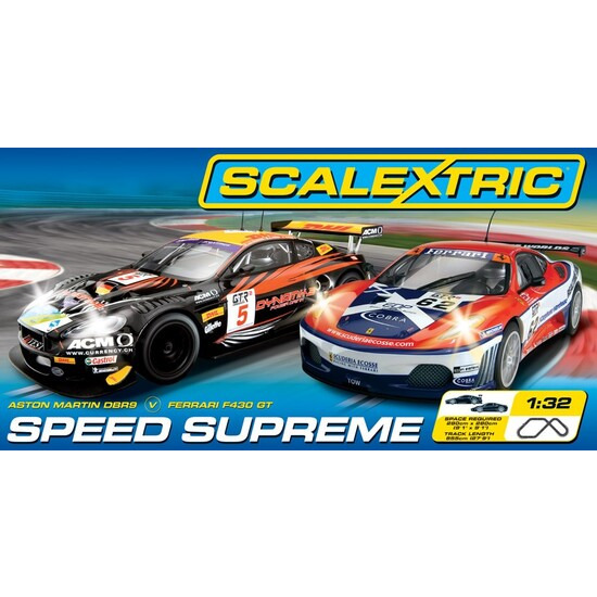 SCALEXTRIC C1219 SPEED S