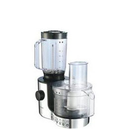 Kenwood FP196 Chrome Compact Food Processor 600W Reviews