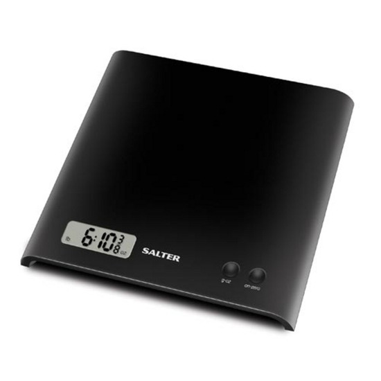 Salter 1066BKDR ARC Electronic Kitchen Scale