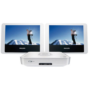 Photo of Philips PET712 Portable DVD Player