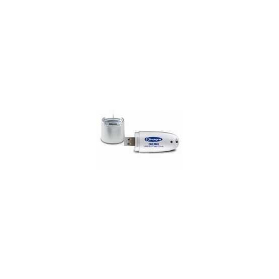 Integral Silver USB 2.0 32GB