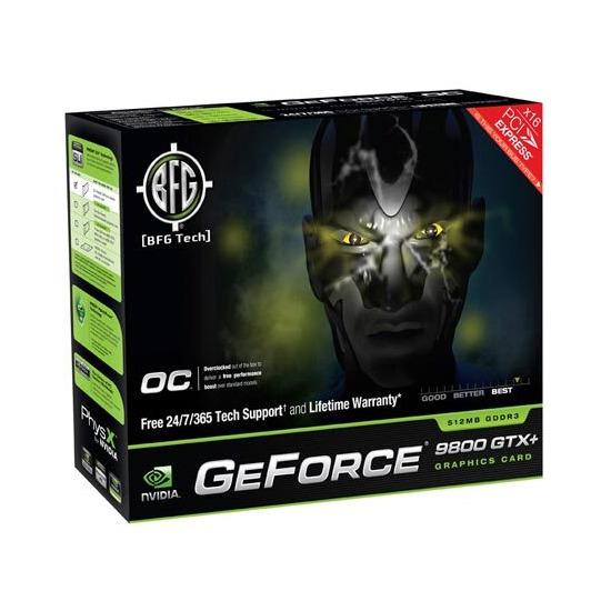 BFG 9800GT OC 512MB