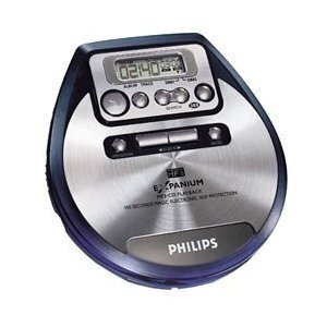 Photo of Philips EXP220 Personal Stereo