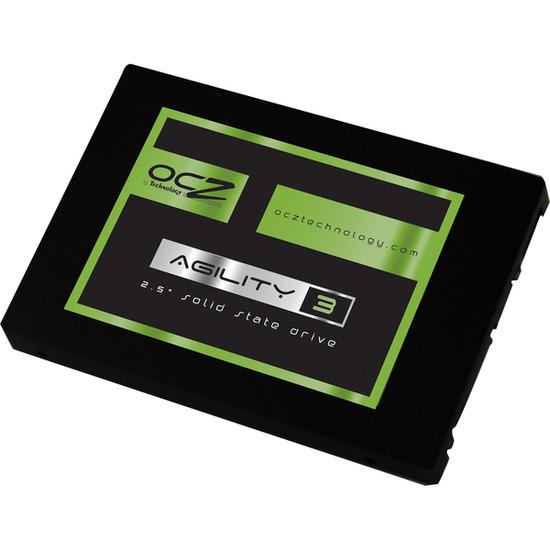 """OCZ Agility 3 SATA III 2.5"""" SSD"""