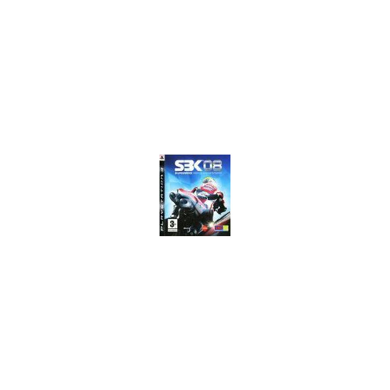 SBK 08: Superbike World Championship 2008 (PS3)
