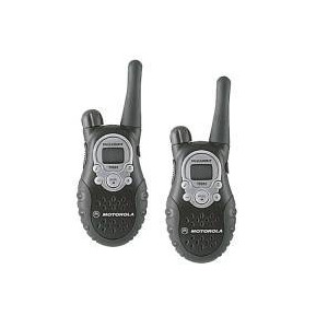 Photo of Motorola T5522BLACK Walkie Talkie