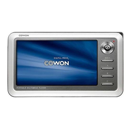 Cowon iAudio A2 20GB