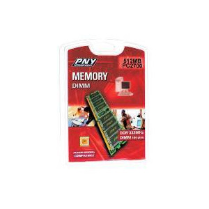 Photo of Pny Technologies DIMM10512N 2700 BX Memory Card