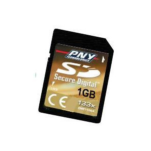 Photo of Pny Technologies P SD1GBHS2 BX Memory Card