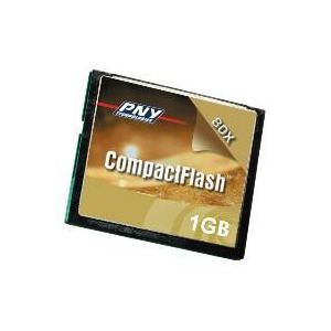 Photo of Pny Technologies P CF1GBHS3 BX Memory Card