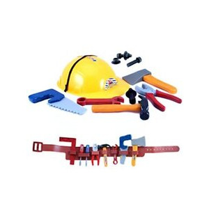 Photo of Tool Set and Hat (Set) Toy