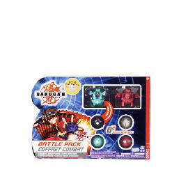 Bakugan Battle Pack Reviews