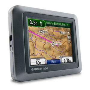 Photo of Garmin Nuvi 550 Satellite Navigation