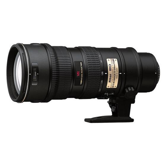 Nikon 70-200mm f2.8G ED-IF AF-S VR Zoom