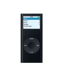 Apple iPod Nano 8GB 2nd Generation Reviews
